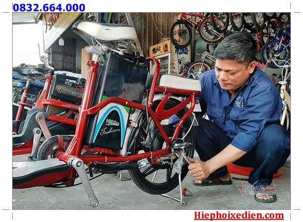 Trung tâm sửa xe đạp điện Tuấn Hưng