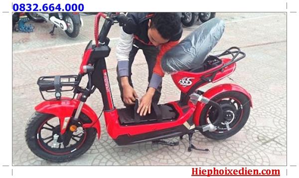Dịch vụ sửa xe đạp điện tại nhà Thanh Phong