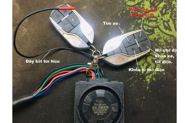 Cách sử dụng khóa chống trộm xe đạp điện