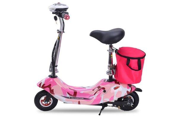 Xe đạp điện mini e-scooter