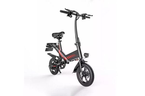Xe đạp điện mini gấp giá rẻ