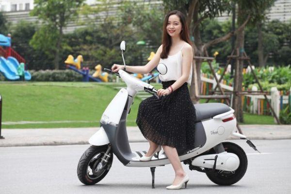 Xe máy điện Gogolo Dibao