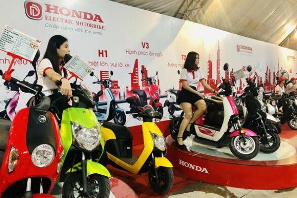Xe máy điện Honda chính hãng