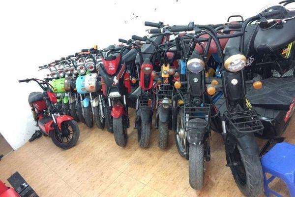 bán xe đạp điện cũ hà nội