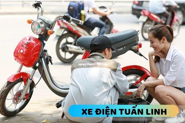 sửa xe đạp điện hà nội giá rẻ