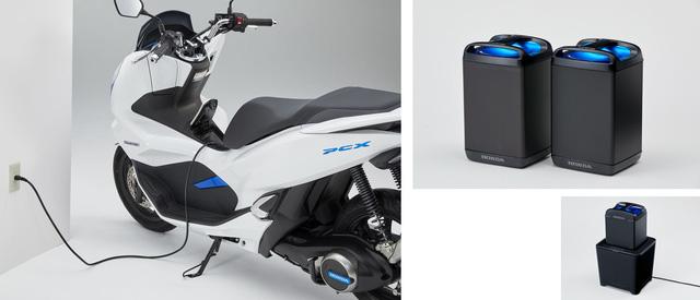 xe máy điện Honda PCX Electric