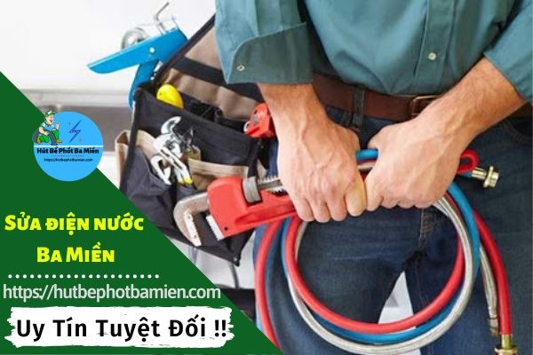 Dịch vụ sửa điện nước tại nhà
