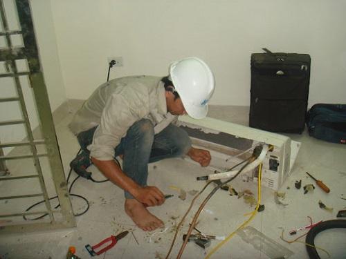 Thợ Điện Nước QAZ