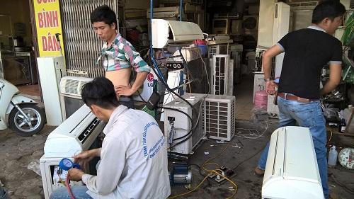 Thợ Sửa chữa điện nước Quang Toản