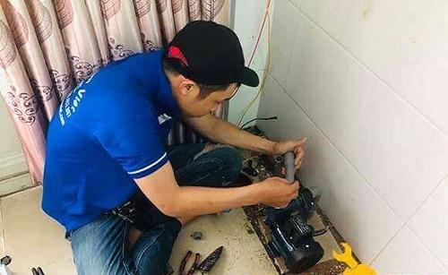 Thợ sửa điện nước Tuấn Liên
