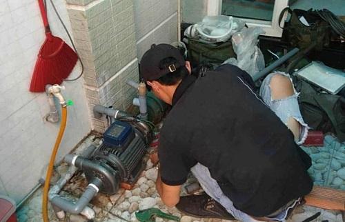 Thợ điện nước Lê Hưng