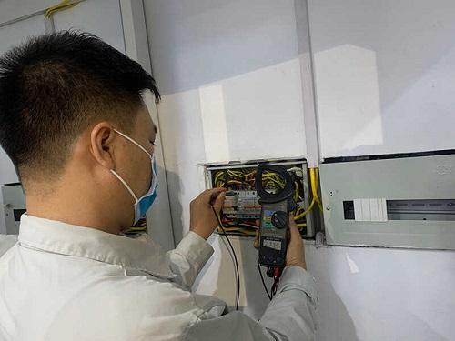 Thợ sửa điện nước Liên Cơ