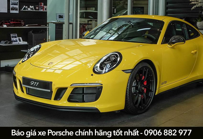 """Porsche 911 mới vẫn giữ nguyên form dáng """"con cóc"""" huyền thoại"""