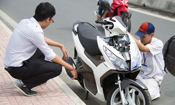 Cứu hộ xe máy HCM