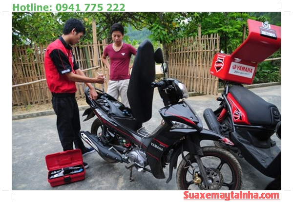 Trung tâm cứu hộ xe máy Honda Hà Nội